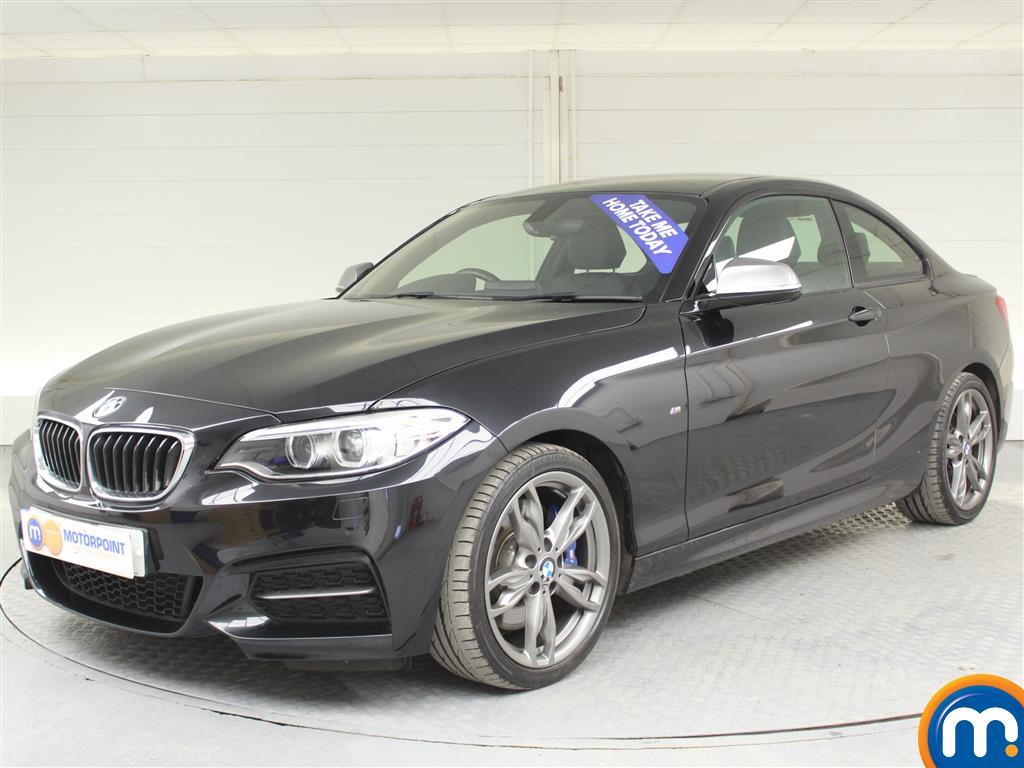 BMW 2 Series M240i - Stock Number (976513) - Passenger side front corner