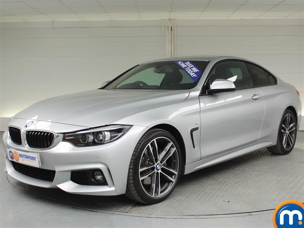 BMW 4 Series M Sport - Stock Number (978921) - Passenger side front corner