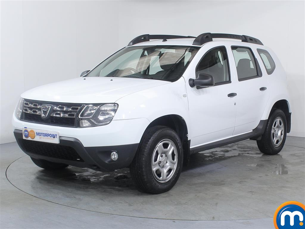 Dacia Duster Ambiance - Stock Number (973432) - Passenger side front corner