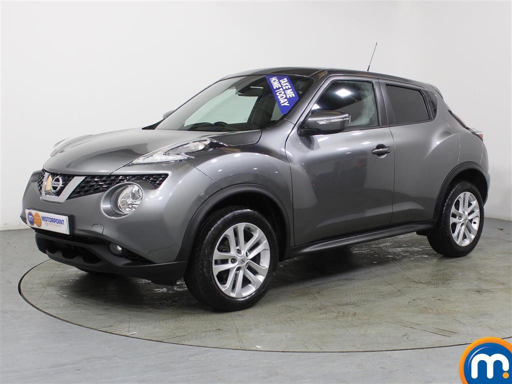 Nissan Juke N-Connecta - Stock Number (970248) - Passenger side front corner