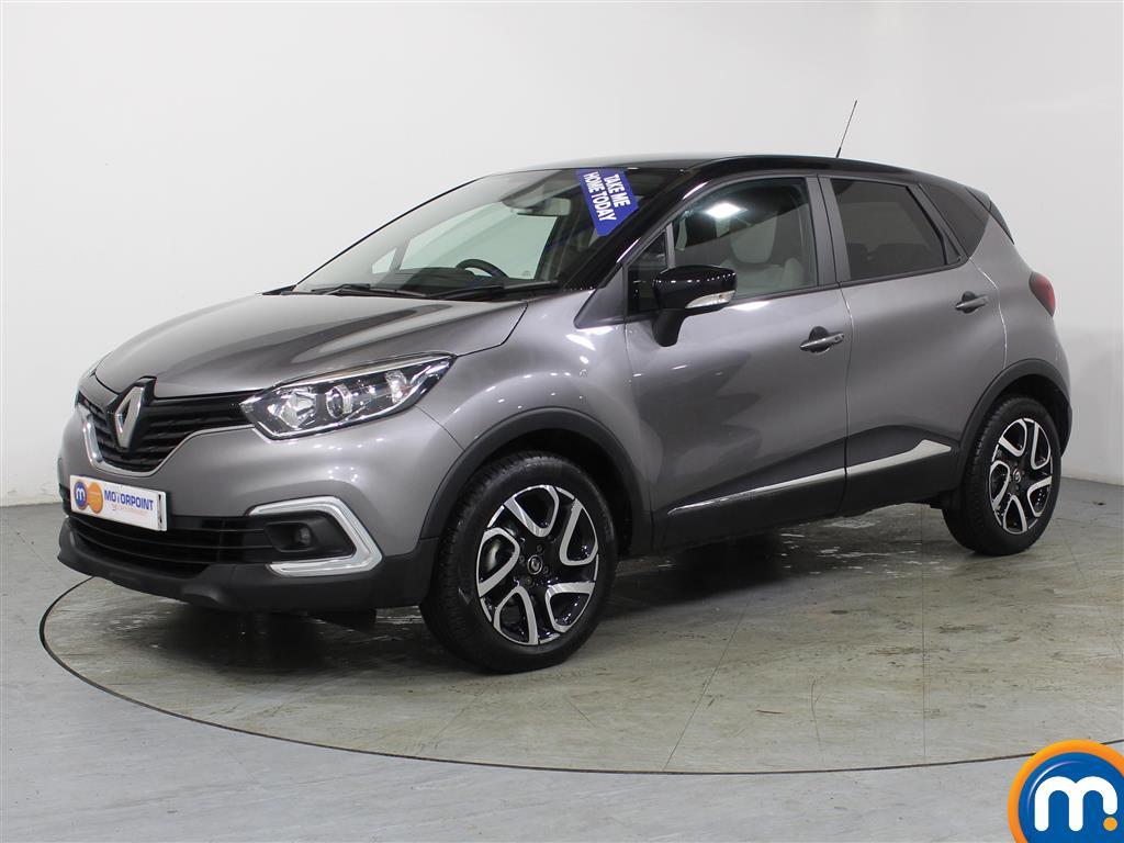 Renault Captur Iconic - Stock Number (966513) - Passenger side front corner
