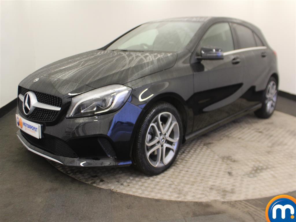 Mercedes-Benz A Class Sport Edition - Stock Number (976514) - Passenger side front corner