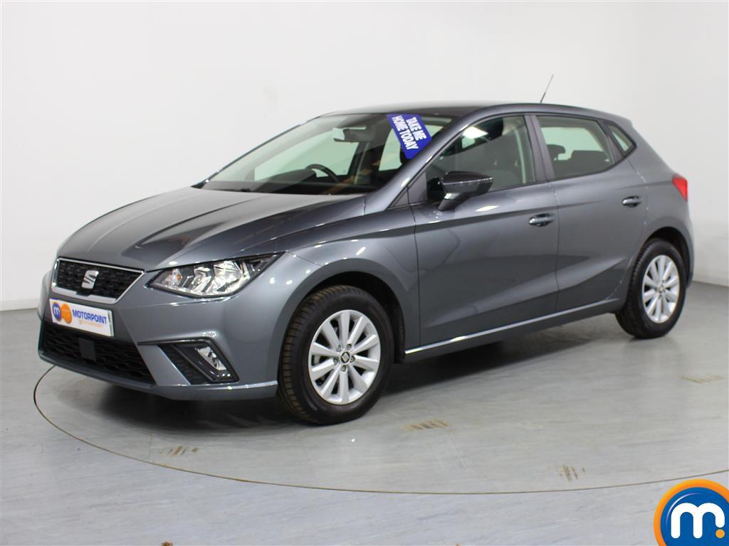 Seat Ibiza SE - Stock Number (979513) - Passenger side front corner