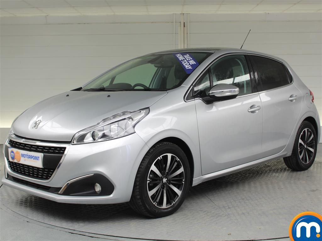 Peugeot 208 Allure Premium - Stock Number (980550) - Passenger side front corner