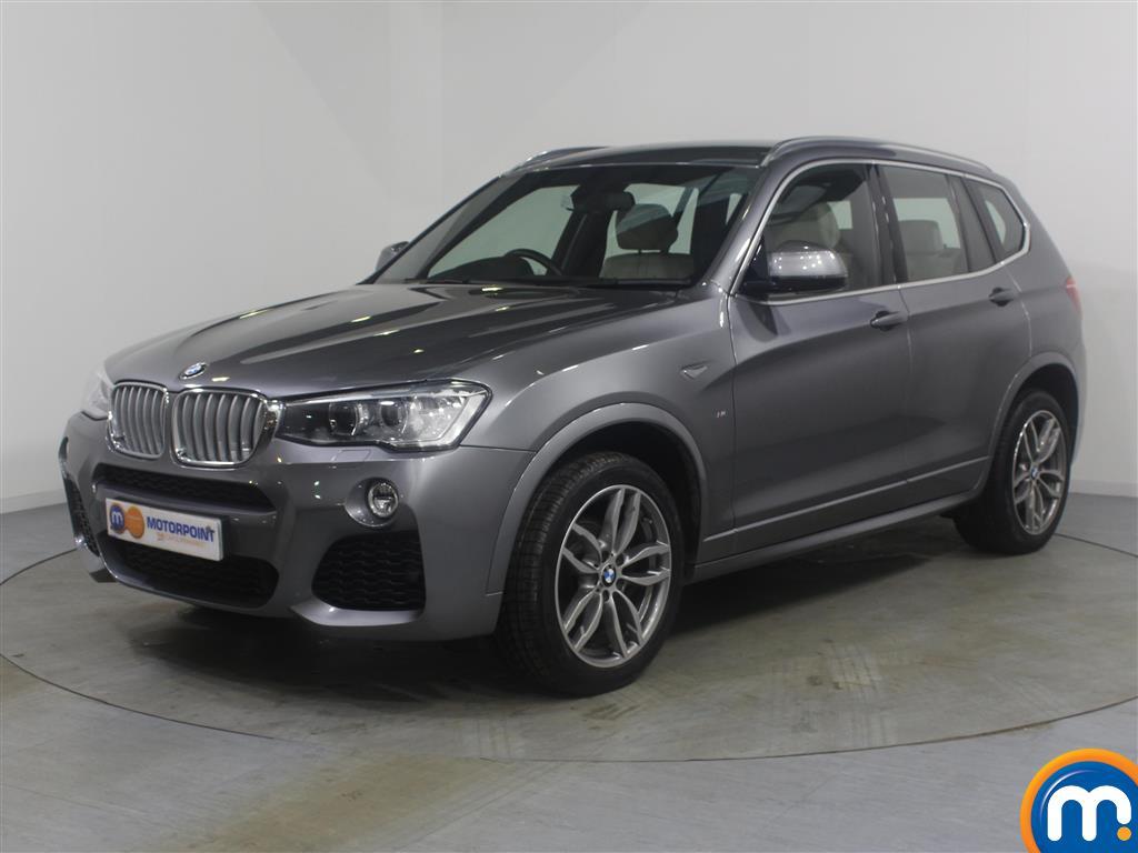 BMW X3 M Sport - Stock Number (974868) - Passenger side front corner