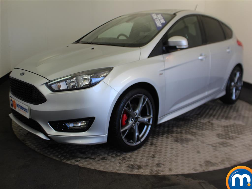Ford Focus ST-Line X - Stock Number (979907) - Passenger side front corner