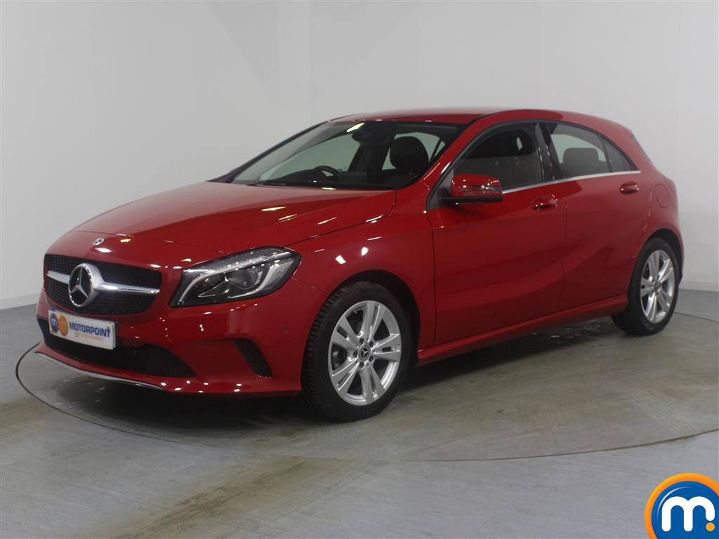 Mercedes-Benz A Class Sport - Stock Number (976586) - Passenger side front corner