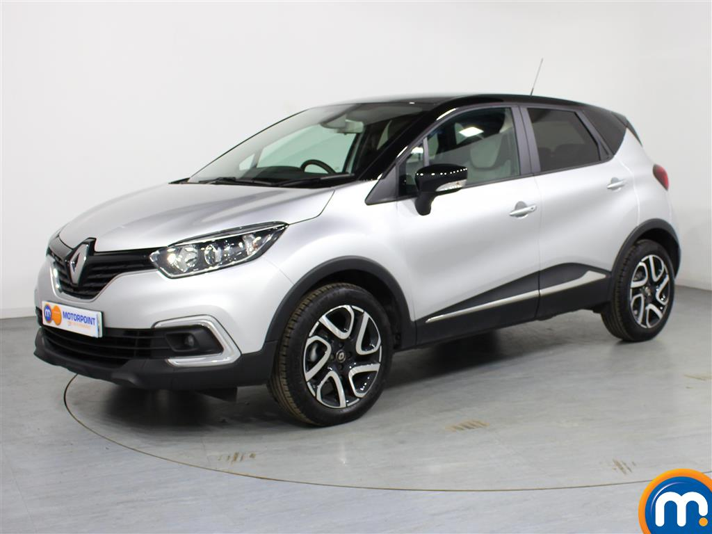 Renault Captur Iconic - Stock Number (966552) - Passenger side front corner