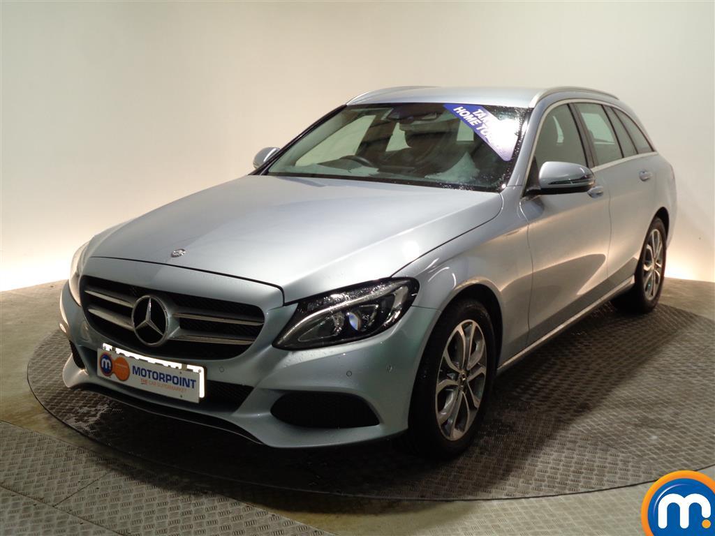 Mercedes-Benz C Class Sport - Stock Number (976613) - Passenger side front corner