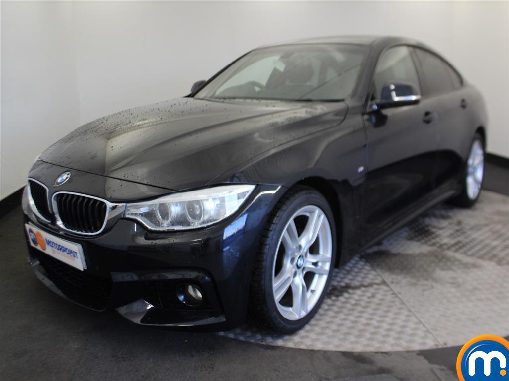 BMW 4 Series M Sport - Stock Number (979128) - Passenger side front corner