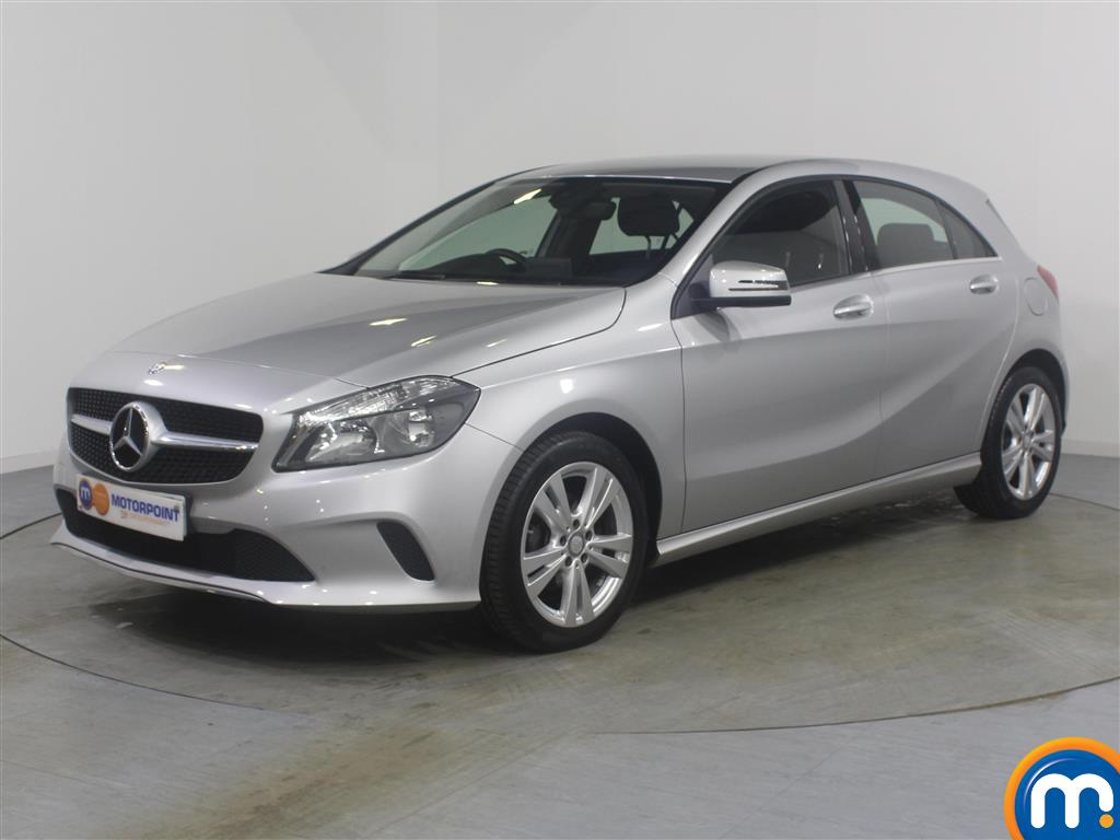 Mercedes-Benz A Class Sport - Stock Number (976624) - Passenger side front corner
