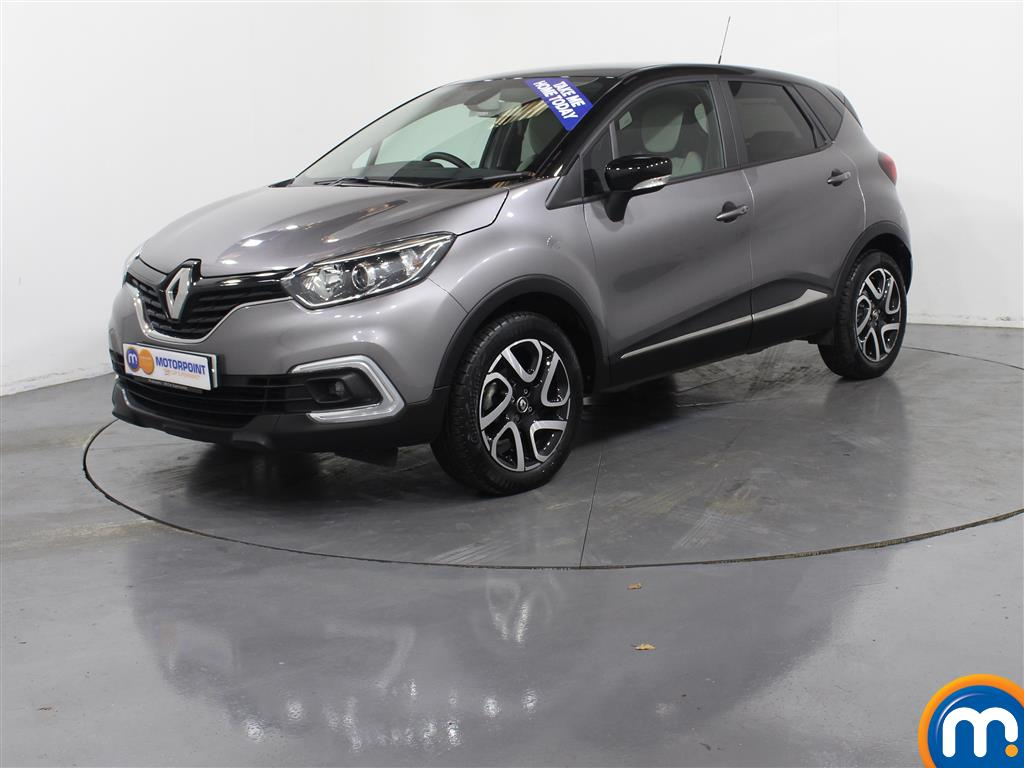 Renault Captur Iconic - Stock Number (966532) - Passenger side front corner