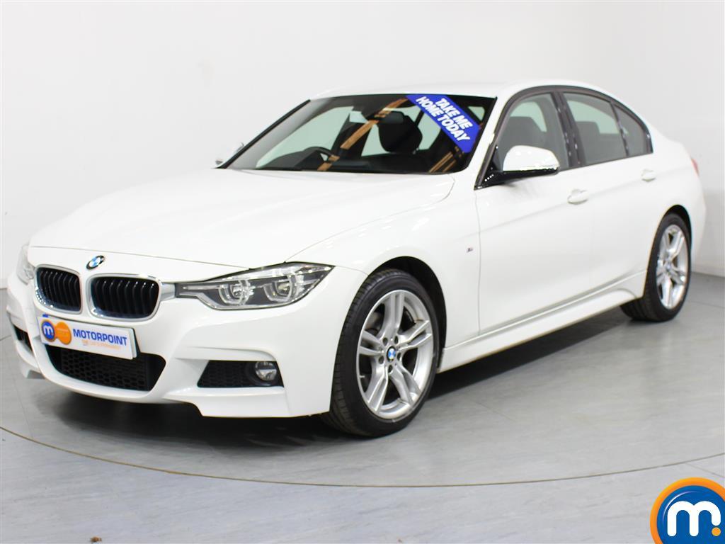 BMW 3 Series M Sport - Stock Number (965812) - Passenger side front corner
