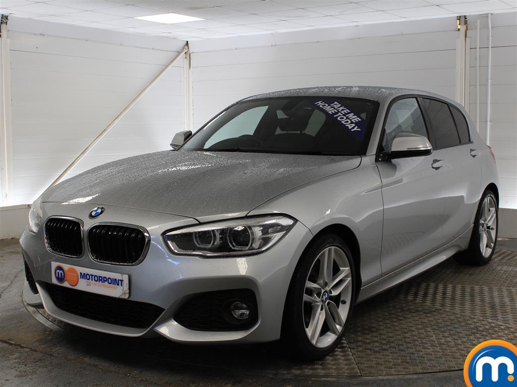 BMW 1 Series M Sport - Stock Number (980120) - Passenger side front corner
