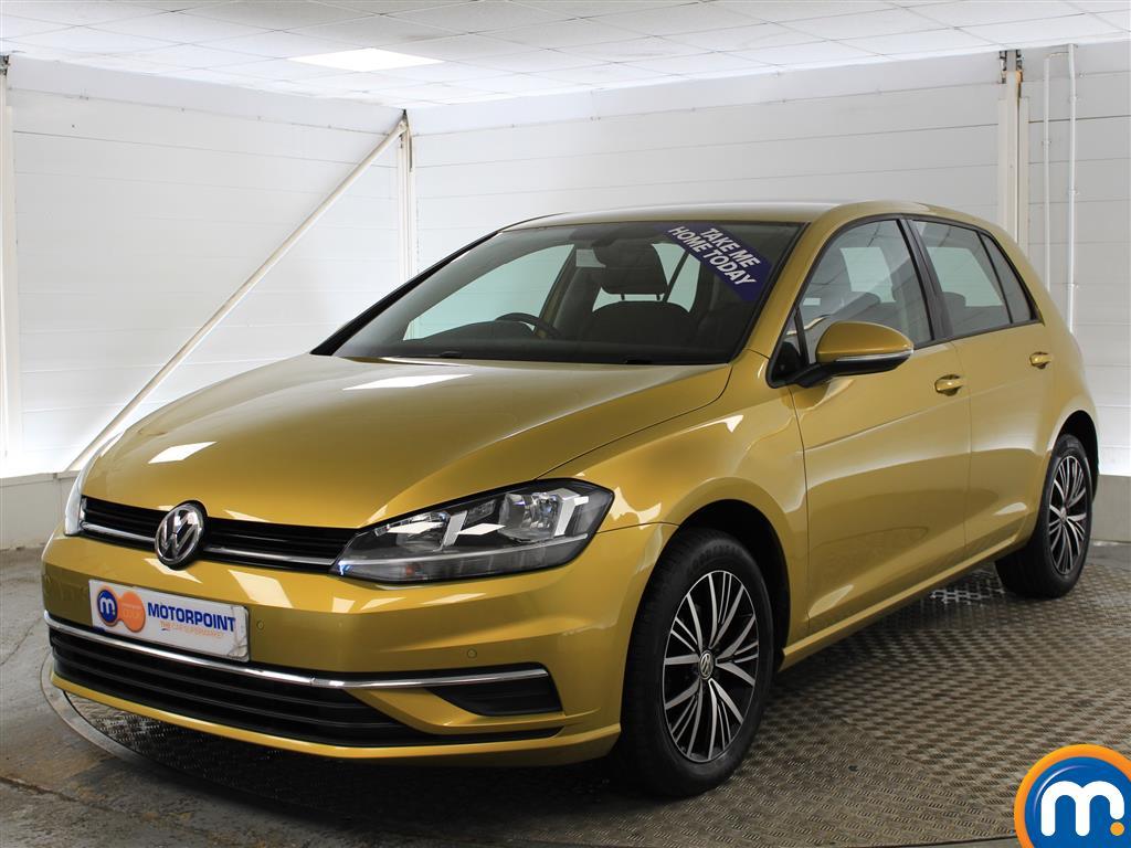 Volkswagen Golf SE - Stock Number (981265) - Passenger side front corner