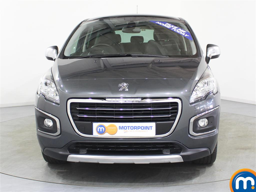 Peugeot 3008 Allure Manual Diesel Estate - Stock Number (974070) - Front bumper