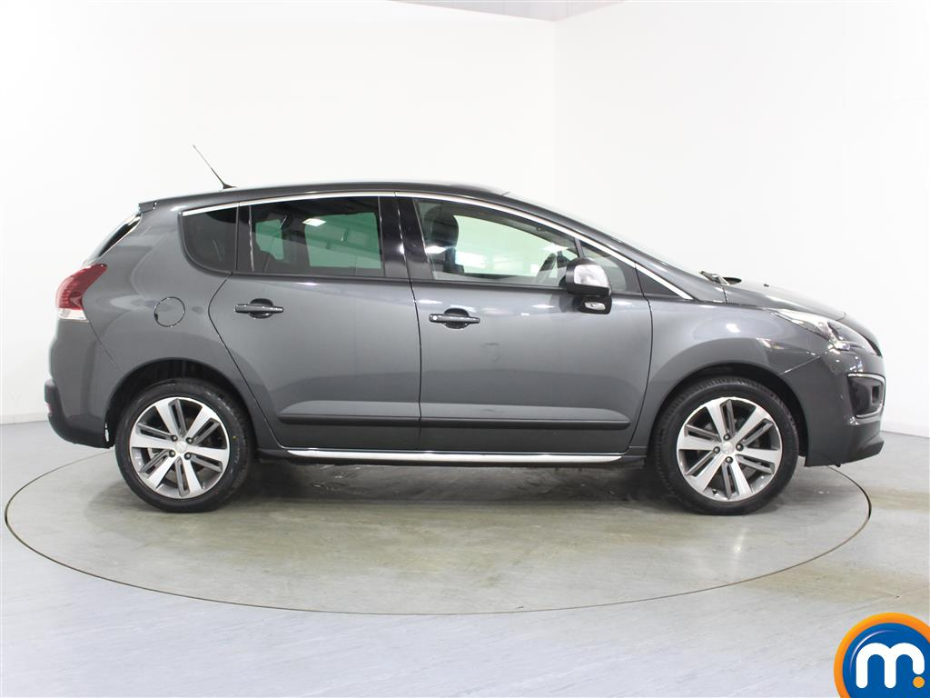 Peugeot 3008 Allure Manual Diesel Estate - Stock Number (974070) - Drivers side
