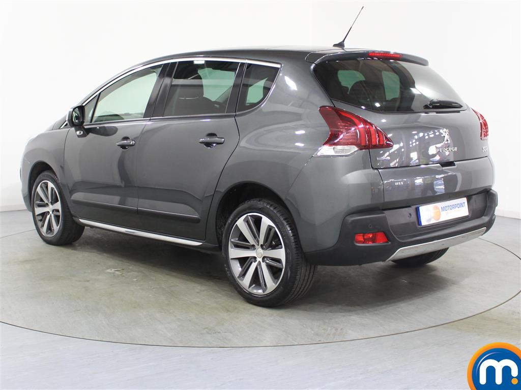 Peugeot 3008 Allure Manual Diesel Estate - Stock Number (974070) - Passenger side rear corner