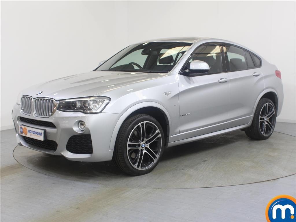 BMW X4 M Sport - Stock Number (979200) - Passenger side front corner
