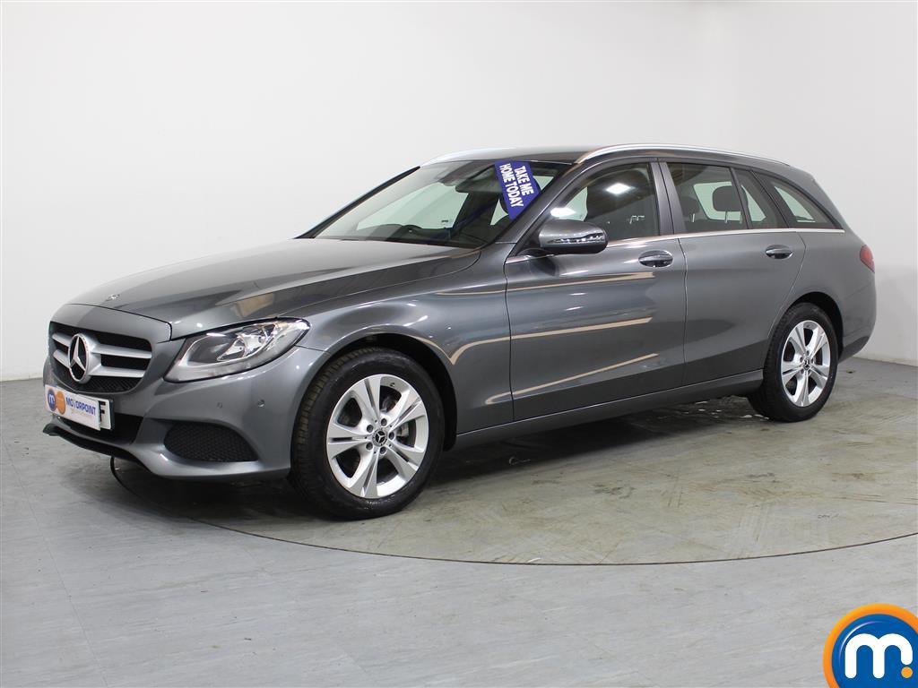Mercedes-Benz C Class SE Executive Edition - Stock Number (974329) - Passenger side front corner