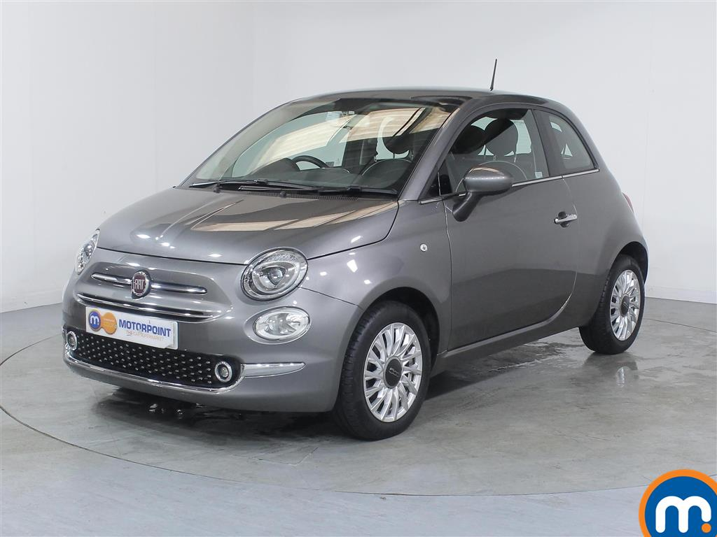 Fiat 500 Lounge - Stock Number (978514) - Passenger side front corner
