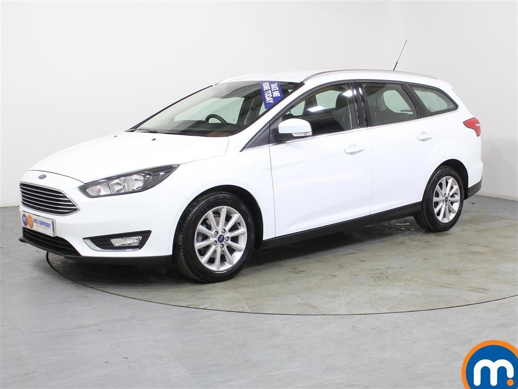 Ford Focus Titanium - Stock Number (979100) - Passenger side front corner