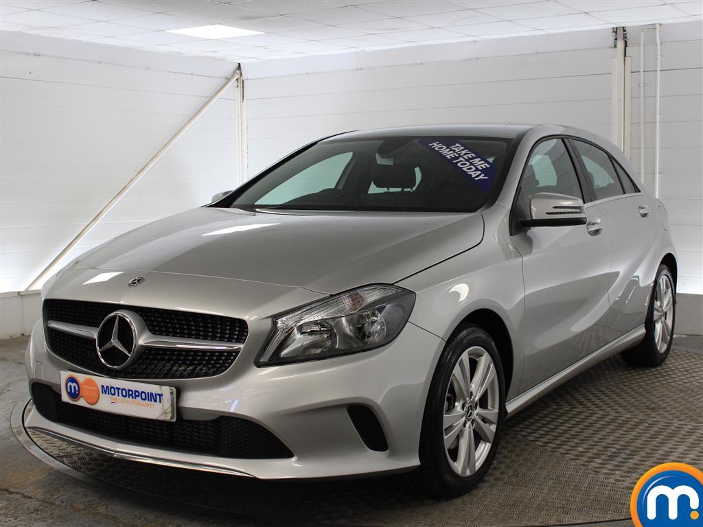 Mercedes-Benz A Class Sport - Stock Number (966048) - Passenger side front corner