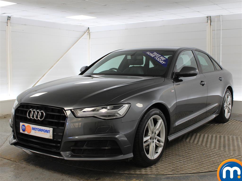 Audi A6 S Line - Stock Number (980496) - Passenger side front corner