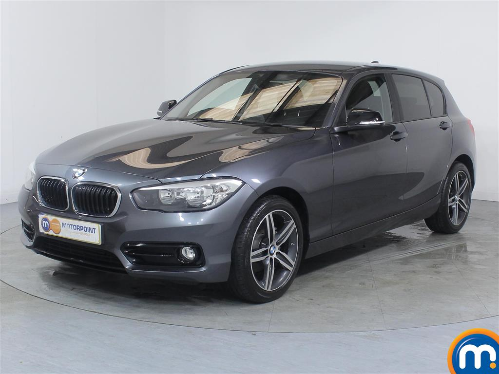 BMW 1 Series Sport - Stock Number (966609) - Passenger side front corner