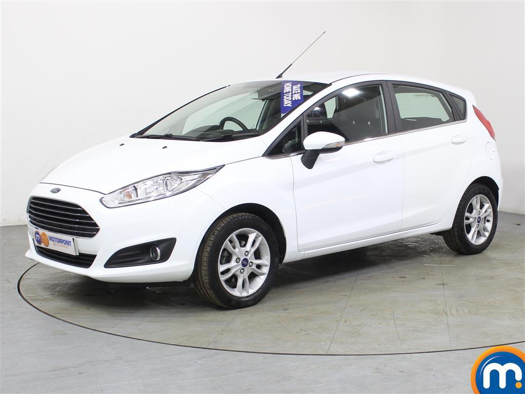 Ford Fiesta Zetec - Stock Number (980269) - Passenger side front corner