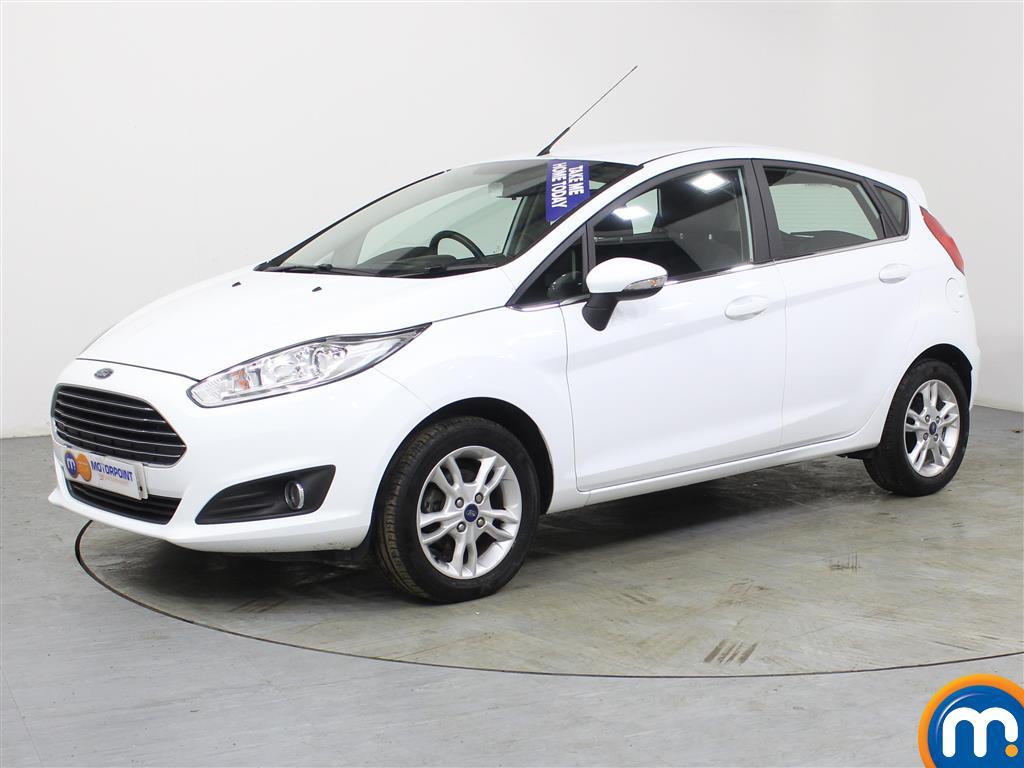 Ford Fiesta Zetec - Stock Number (973206) - Passenger side front corner