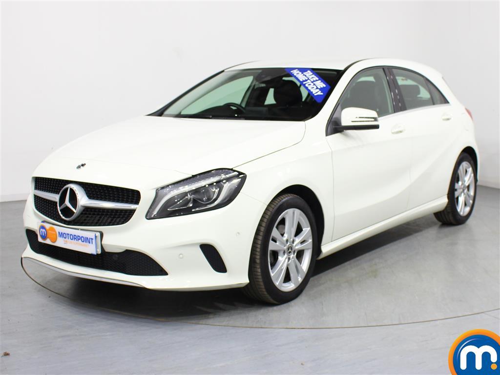Mercedes-Benz A Class Sport - Stock Number (976580) - Passenger side front corner