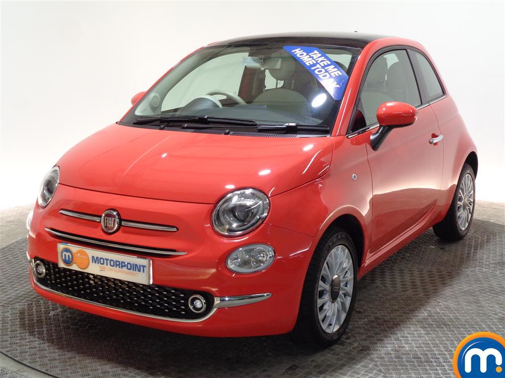 Fiat 500 Lounge - Stock Number (979501) - Passenger side front corner