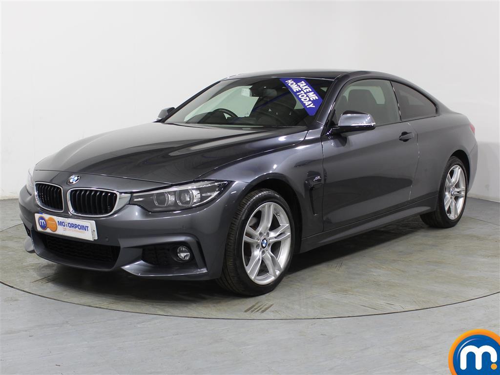 BMW 4 Series M Sport - Stock Number (948495) - Passenger side front corner