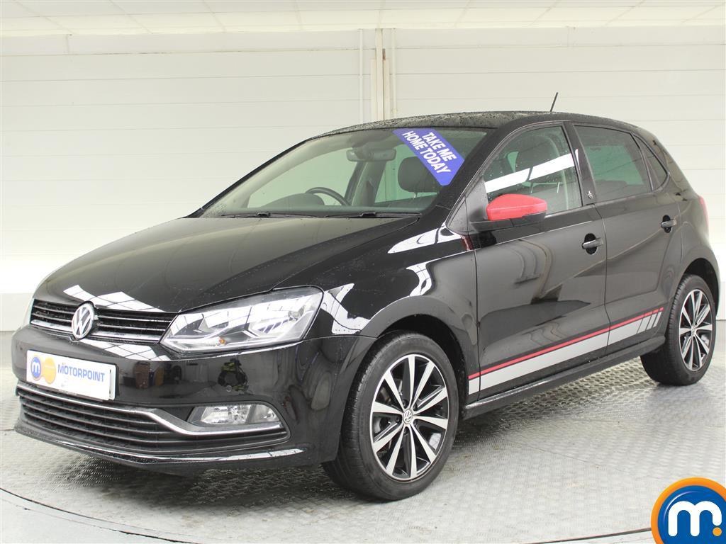 Volkswagen Polo Beats - Stock Number (974810) - Passenger side front corner