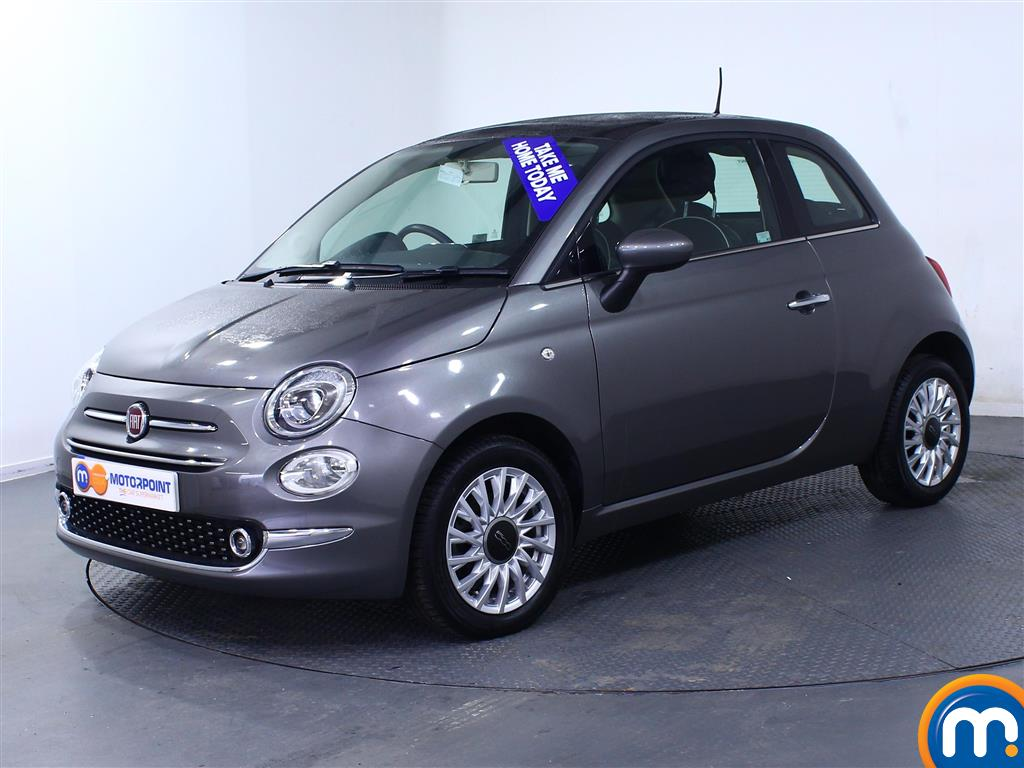 Fiat 500 Lounge - Stock Number (979153) - Passenger side front corner