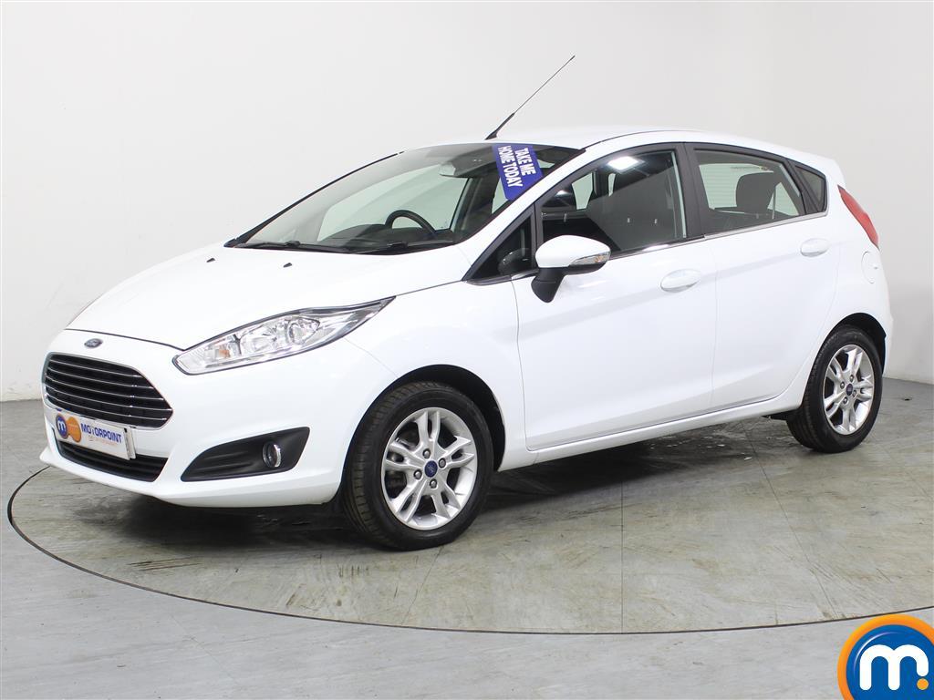 Ford Fiesta Zetec - Stock Number (977352) - Passenger side front corner