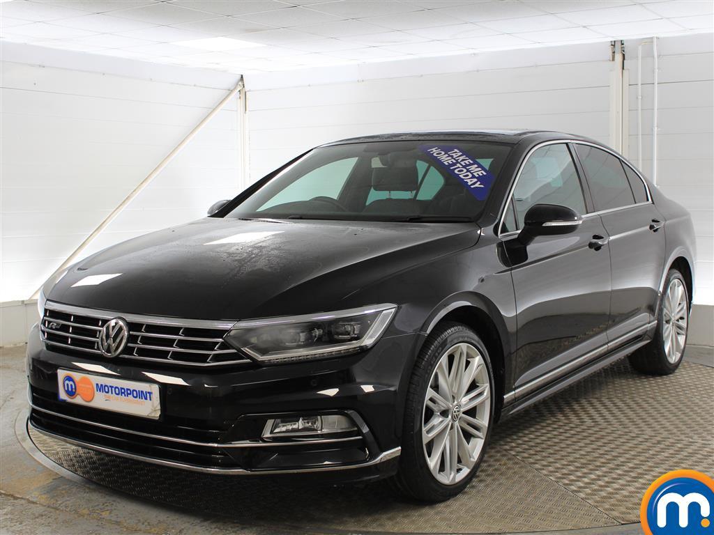Volkswagen Passat R Line - Stock Number (981250) - Passenger side front corner