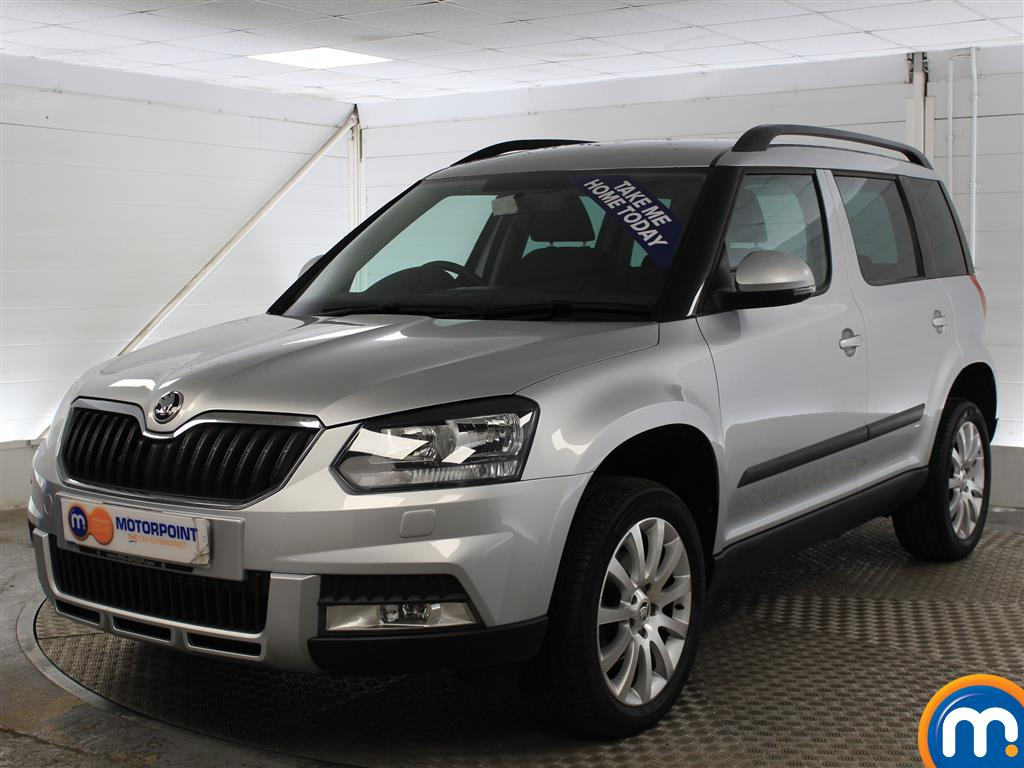Skoda Yeti Outdoor SE - Stock Number (977368) - Passenger side front corner