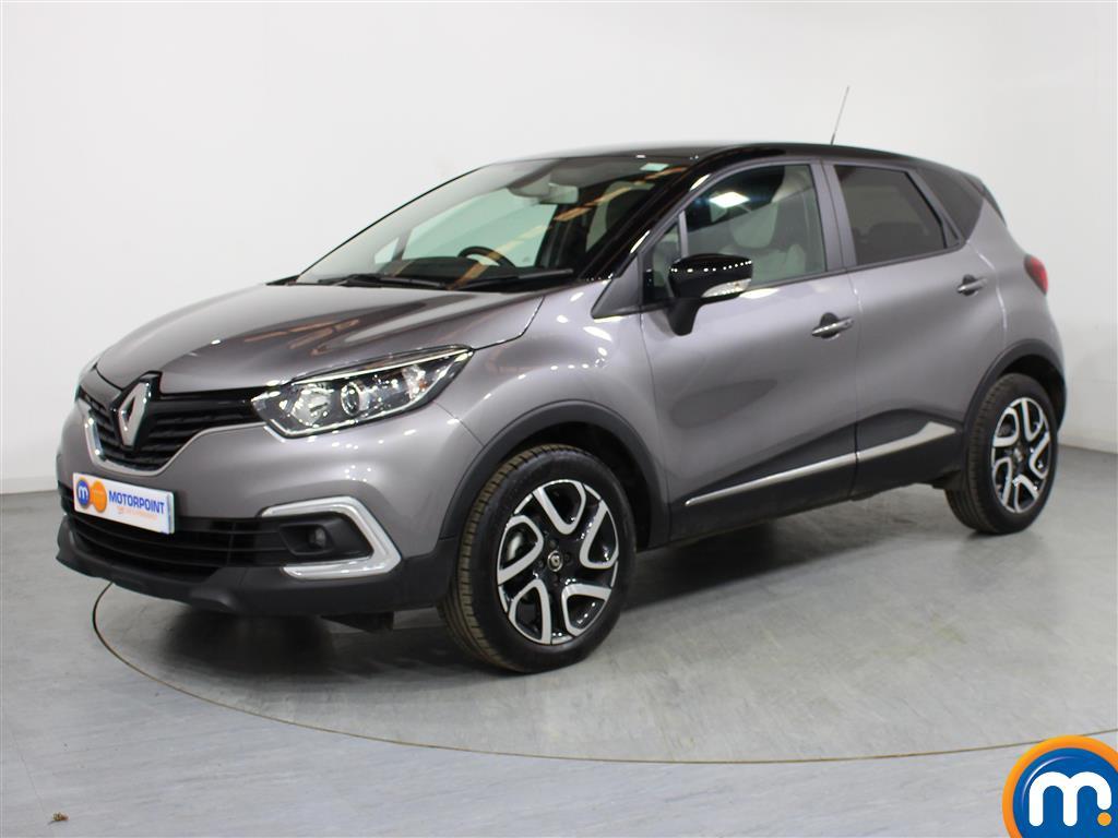 Renault Captur Iconic - Stock Number (966424) - Passenger side front corner