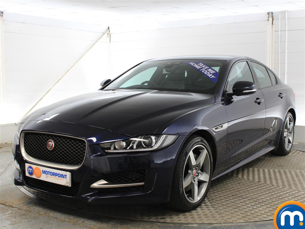 Jaguar XE R-Sport - Stock Number (981257) - Passenger side front corner