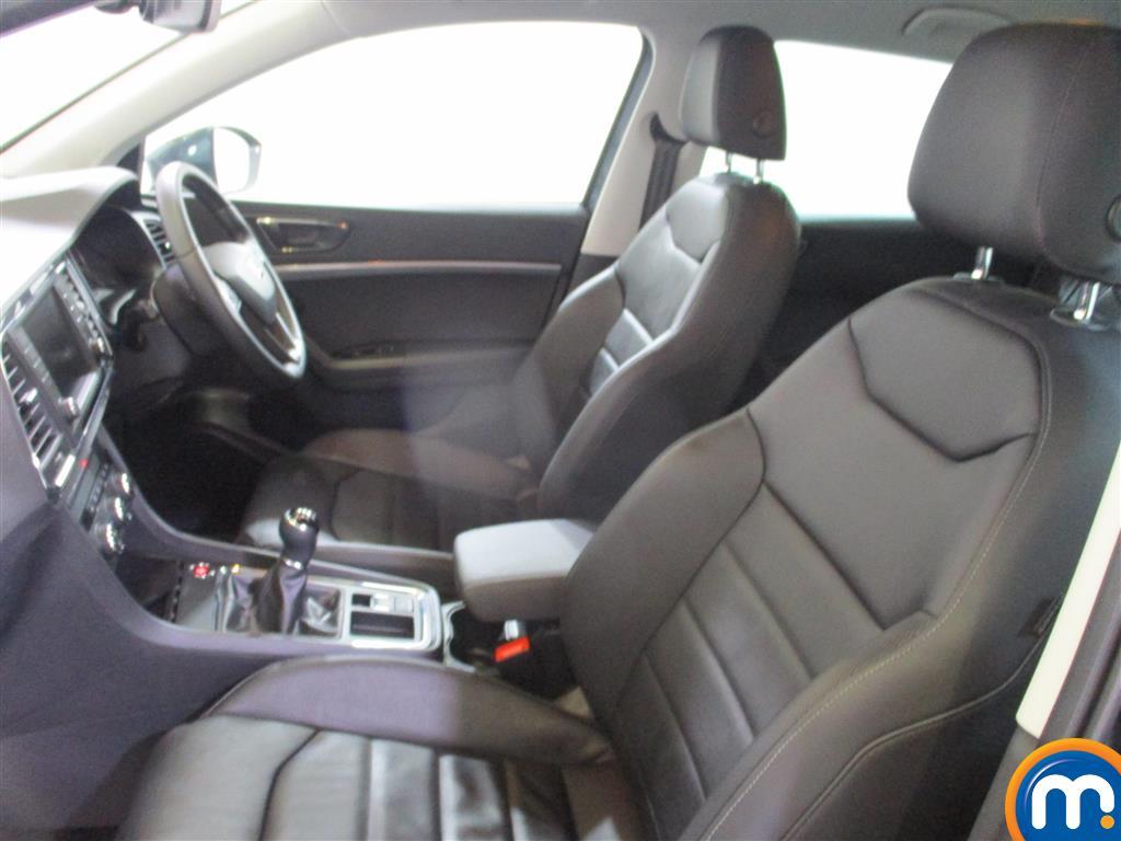 Seat Ateca Se L Manual Petrol Estate - Stock Number (979074) - 4th supplementary image