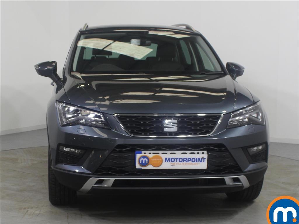 Seat Ateca Se L Manual Petrol Estate - Stock Number (979074) - Front bumper
