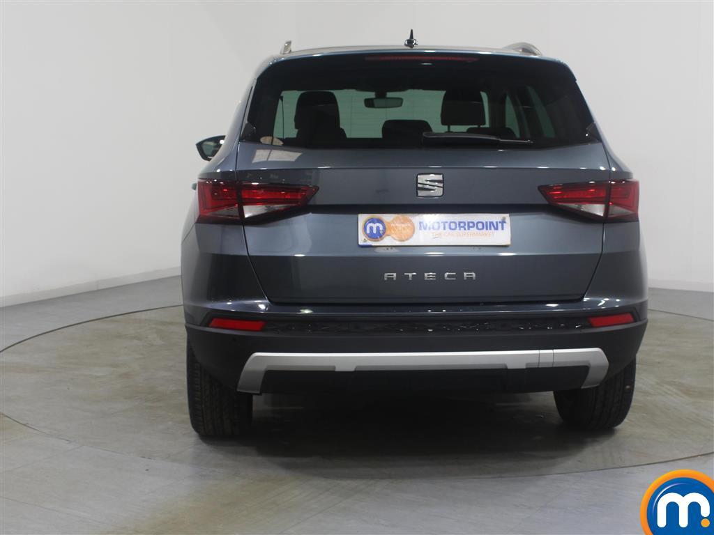 Seat Ateca Se L Manual Petrol Estate - Stock Number (979074) - Rear bumper