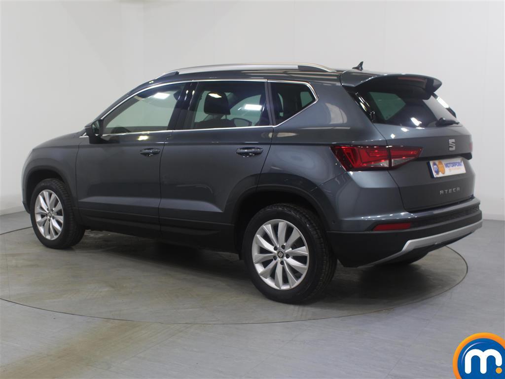 Seat Ateca Se L Manual Petrol Estate - Stock Number (979074) - Passenger side rear corner