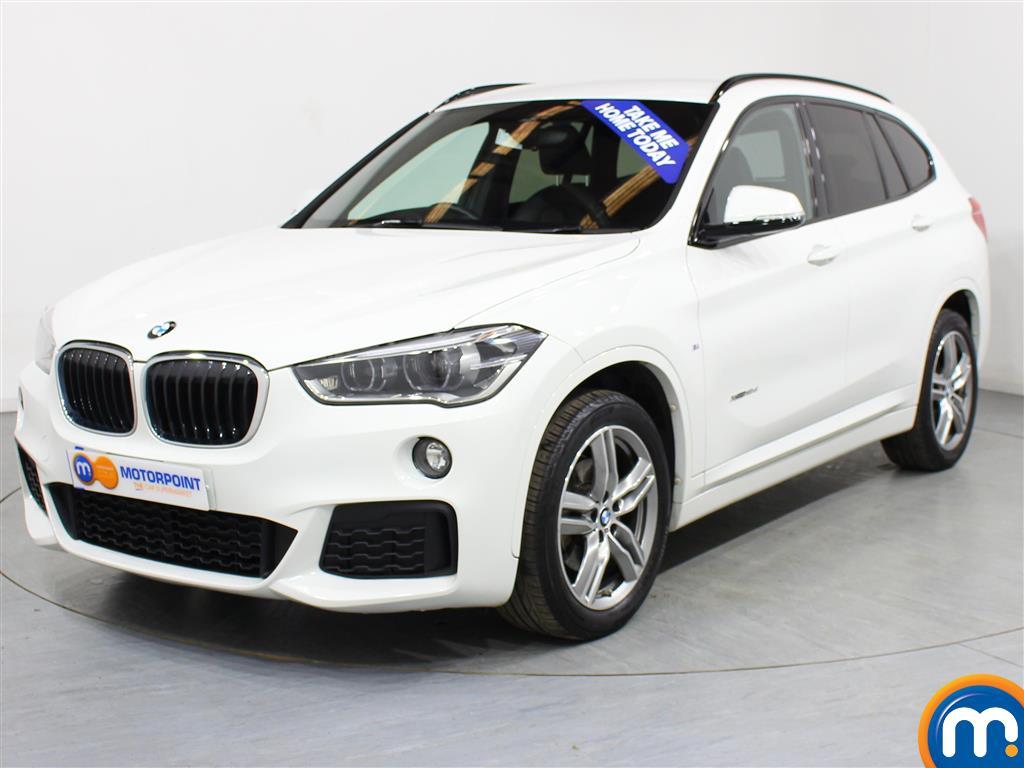 BMW X1 M Sport - Stock Number (976651) - Passenger side front corner