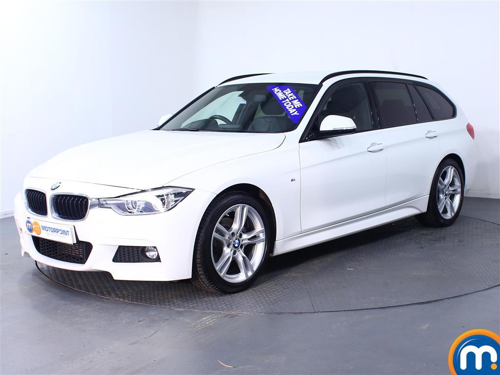 BMW 3 Series M Sport - Stock Number (981264) - Passenger side front corner