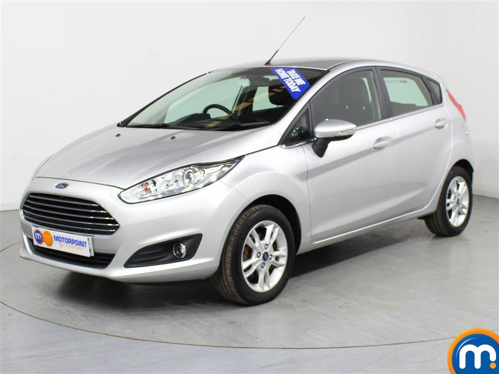 Ford Fiesta Zetec - Stock Number (977038) - Passenger side front corner