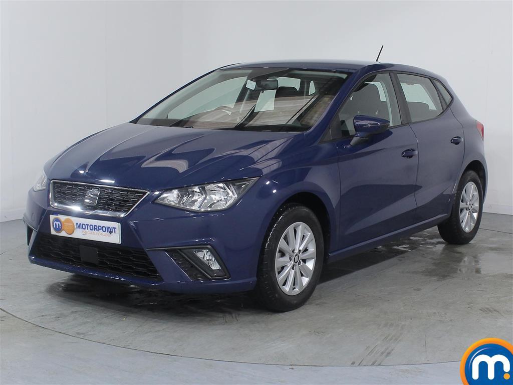 Seat Ibiza SE - Stock Number (978487) - Passenger side front corner