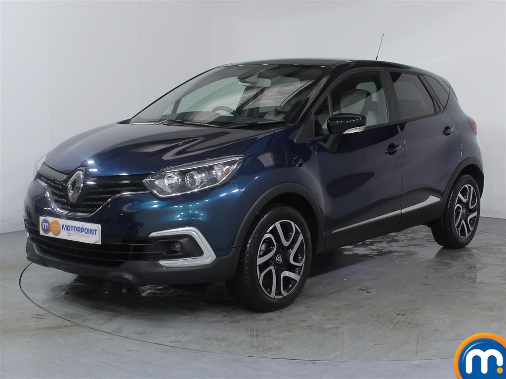 Renault Captur Iconic - Stock Number (982401) - Passenger side front corner